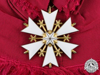 Estonia, Republic. An Order of the White Star, I Class Grand Cross, c.1945