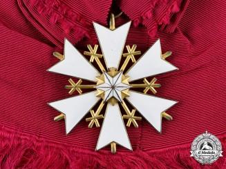 Estonia, Republic. An Order of the White Star, I Class Grand Cross, c.1945