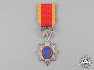 French Indochina, Annam. An Imperial Order of the Dragon of Annam, Knight, c.