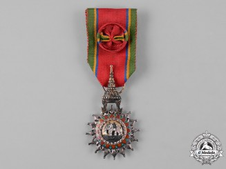 Thailand, Kingdom. An Order of the White Elephant, IV Class Officer, c.1960