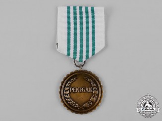 Indonesia, Republic. Transfer of Power Medal