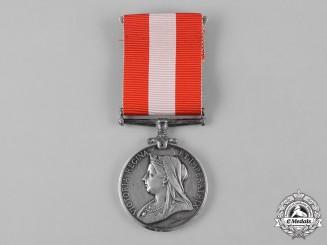 United Kingdom. A Canada General Service Medal 1866-1870, Portneuf Provincial Battalion