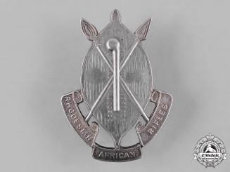 Rhodesia. A Rhodesian African Rifles Cap Badge