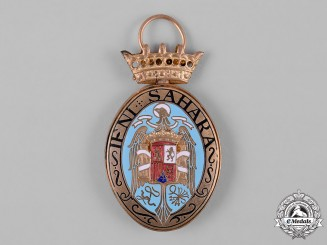 Spain, Franco Period. A Medal for Ifni-Sahara, Officer, c.1965