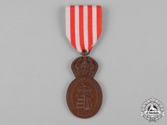 Hungary, People's Republic. An Order of Merit for the Sovereign Military Hospitaler Order of St. John of Jerusalem, 1956 Issue