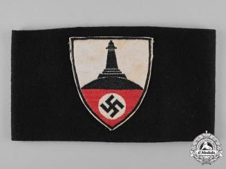 Germany, Kyffhäuserbund. A Member's Armband