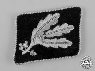 Germany, SS. A Waffen-SS Gruppenführer Collar Tab