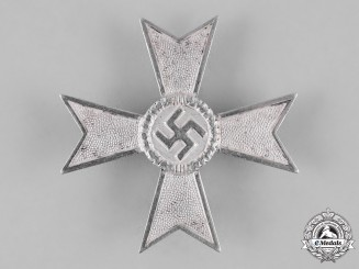 Germany, Wehrmacht. A War Merit Cross, I Class, by Karl Gschiermeister