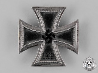 Germany, Wehrmacht. A 1939 Iron Cross I Class, Dietrich Maerz Collection