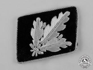 Germany, SS. A Waffen-SS Brigadeführer Collar Tab, Version II