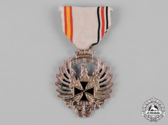 Spain, Franco Period. A Medal of the Russian Campaign