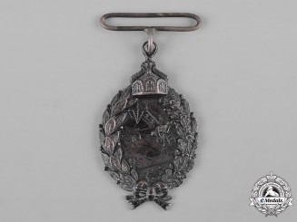 Germany, Luftstreitkräfte. A Prussian Pilot's Badge, Prinzen Side, by Paul Meybauer