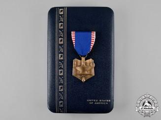 United States. A JROTC Superior Cadet Medal, c.1978