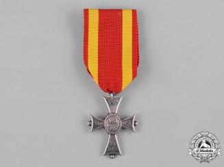 Braunschweig, Dukedom. An Order of Henry the Lion, II Class Merit Cross, C.1900