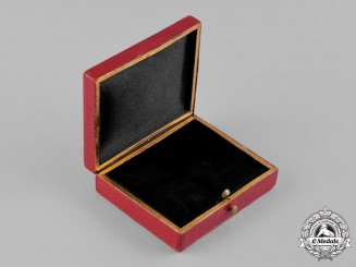 Prussian, Kingdom. An Order of the Red Eagle, IV Class Case, c.1914