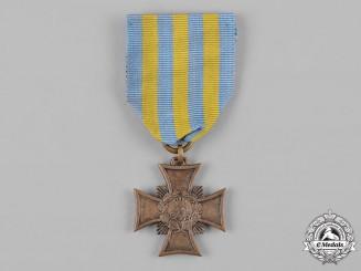 Saxony, Kingdom. A War Commemorative Cross for 1866