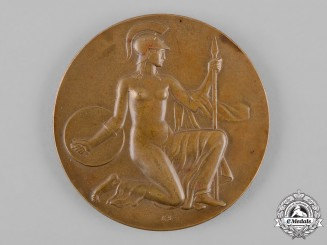 Germany, Third Reich. A Reichsuniversität Strassburg Dedication Medallion
