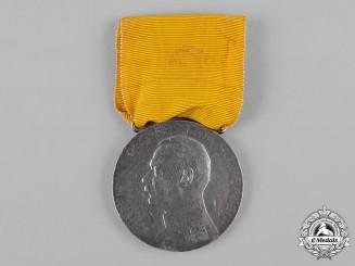 Baden, Duchy. A Civil Merit Medal, Silver Grade