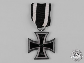 Germany, Imperial. A 1914 Iron Cross, II Class, by Friedländer