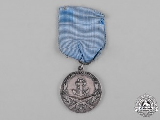 Iceland, Republic. A Navy Medal 1944