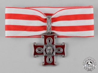 Croatia, Republic. An Order of Merit, I Class Commander, c.1942