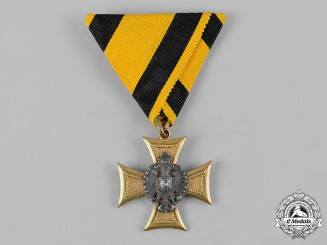 Austria, Empire. A Military Long Service Decoration, III Class to Officers, c.1915