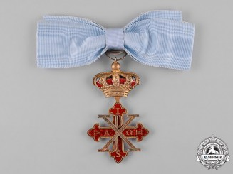 International. A Sacred Military Constantinian Order of Saint George, Knight