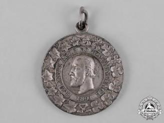 Ireland, Republic. A Charles Stewart Parnell, Irish Republican Army  Medal 1891