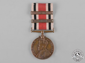 United Kingdom. A Special Constabulary Long Service Medal, to Albert Curtis