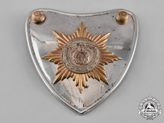 Germany, SA. A Sturmabteilung (SA) Flag Bearer's Gorget