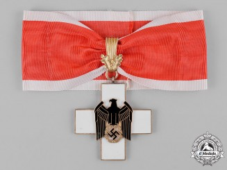 Germany, Third Reich. A Social Welfare Decoration, I Class, by Gebrüde Godet