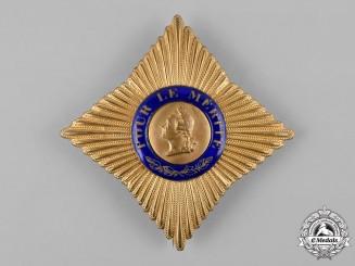 Prussia, Kingdom. A Pour le Mérite Grand Cross Star (Collectors Copy)