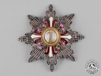 Austria, Imperial. An Order of Elisabeth, Grand Cross Star, by Anton Reitterer (Wearers Copy)