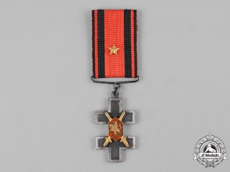 Lithuania. An Order of the Cross of Vytis, III Class (Collectors Copy)