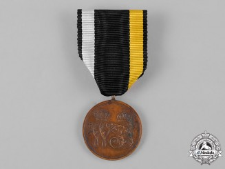 Prussia, Kingdom. A Denmark War Medal of 1864