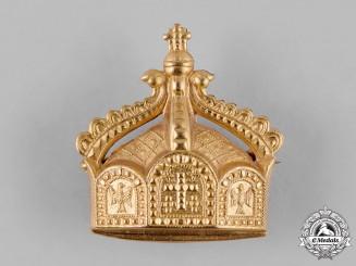 Germany, Imperial. A German State Crown Badge
