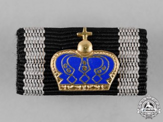 Germany, Federal Republic. A Pour le Mérite, Medal for Arts and Sciences, 1957 Version Ribbon Bar
