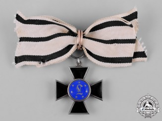 Prussia, Kingdom. An Order of Louise, I Class Badge, II Division, by Godet