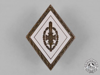 Germany, NSKOV. An Honour Badge with an Oak Leaves Wreath