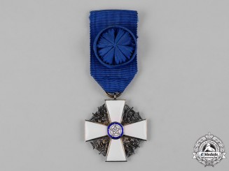 Finland, Republic. An Order of the White Rose, Knight I Class, by Alexander Tillander & Co.