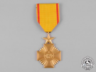 Congo, Democratic Republic. A Military Merit Medal