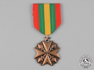 Zaire, Republic. An Order of Civic Merit, III Class