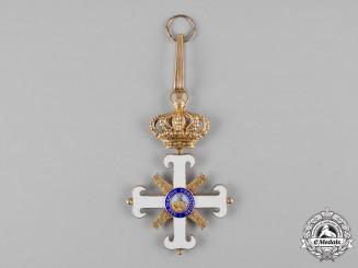 San Marino, Republic. An Order of San Marino, I Class Grand Cross, c.1935