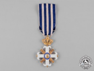 San Marino, Republic. An Order of San Marino in Gold, V Class Knight, c.1900
