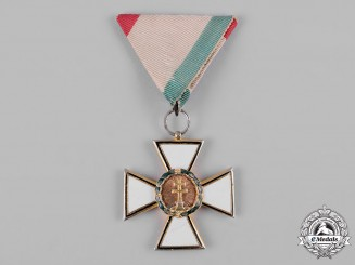 Hungary, Kingdom. An Order of Merit, Knight's Cross