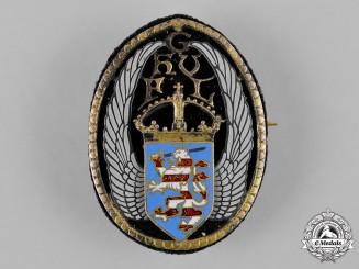 Hesse, Grand Duchy. A Hesse Patriotic Badge by W. Sauerwein