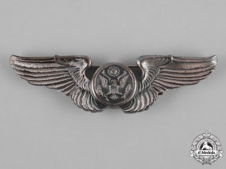 United States. An Army Air Force Aircrew Badge , c.1944