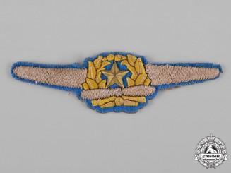 Japan, Empire. A Naval Pilot Badge, c.1942