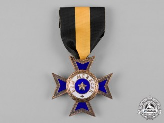 Portugal, Republic. An Order of Merit, V Class Knight, c.1945