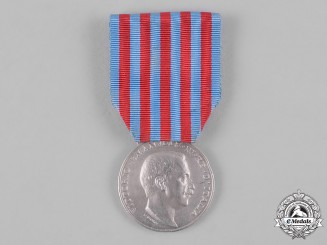 Italy, Kingdom. A Campaign Medal for the Italian-Turkish War 1911-1912